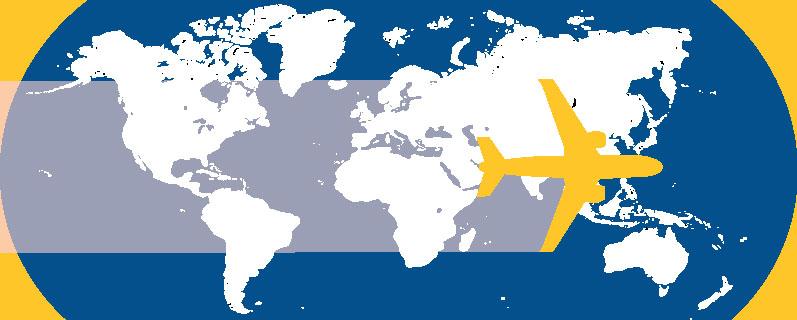 Legal Affairs - International Travel